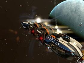 X4:基石 游戏截图