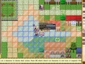 猎人骑士与射手公主 游戏截图