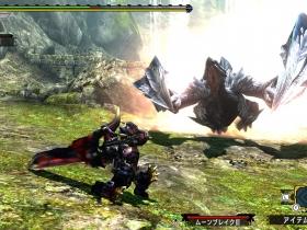 怪物猎人XX 游戏截图