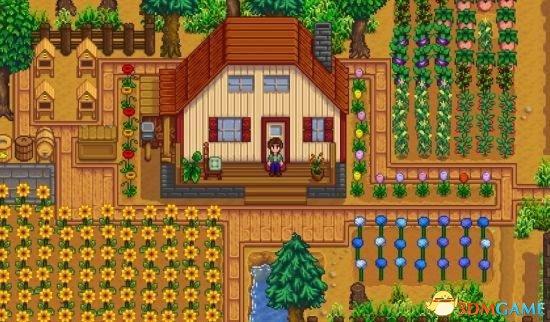 星露谷物语秋季种植物详解 秋季种什么赚钱