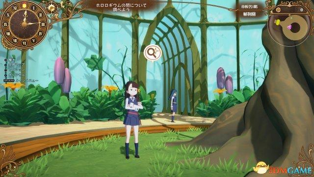 小魔女学园时空魔法与七大不可思议全支线任务位置