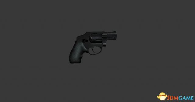 侠盗猎车:圣安地列斯 金牛座850左轮手枪MOD