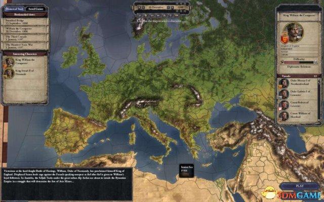 最符合历史史实的游戏盘点 全战刺客信条让人沉迷