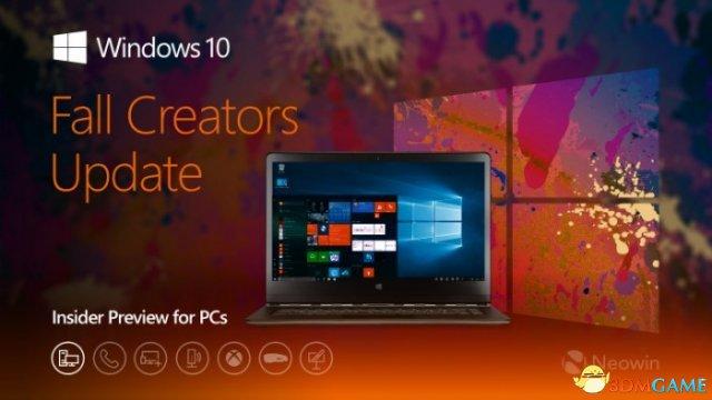 微软Windows 10 Build 16278版本已进入Slow通道