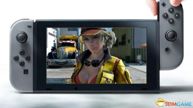 《最终幻想15》 暂无Switch版计划:还在考虑之中