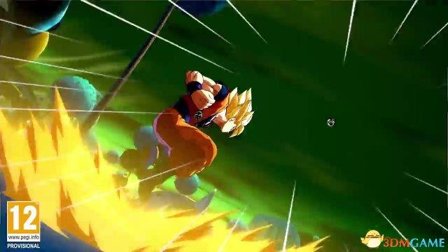格斗新力作《龙珠战士Z》全新宣传视频展示悟空