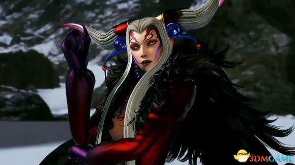 《最终幻想:纷争》街机版加入新角色 魔女好强悍