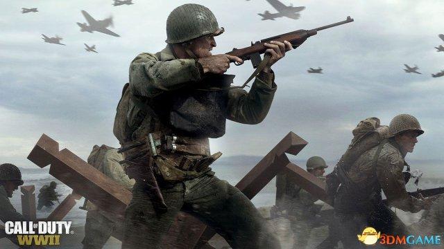 《使命召唤14:二战》多人模式预告 预购就送武器