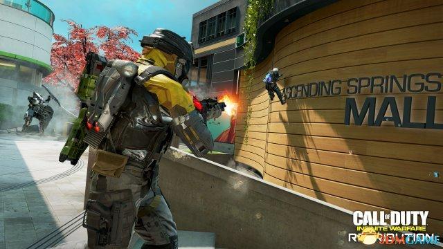《使命召唤13:无限战争》最终DLC 四张新地图上线