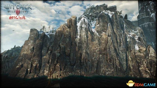 《巫师3》高清重制项目4.8推出 显著改善水面反射