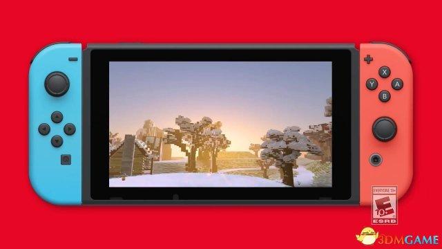 Switch版《乐高世界》公开新介绍PV 发售日公布