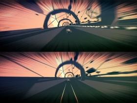 超驱动:疯狂重力竞速 游戏截图