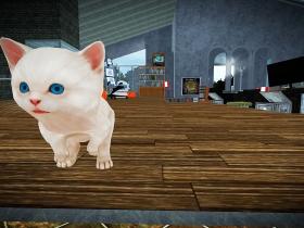 小猫横冲直撞 游戏截图