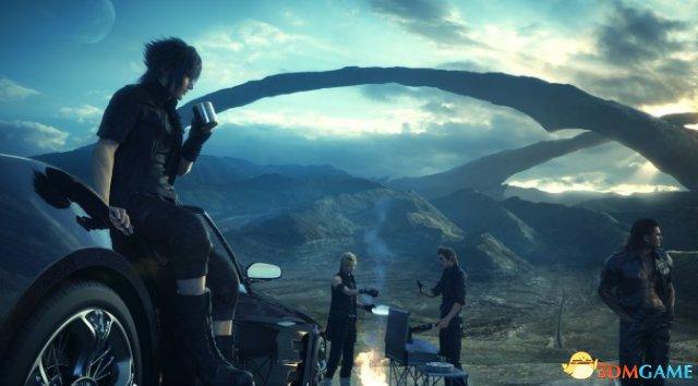 《最终幻想15》最显着的元素之一是采用开放
