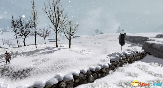 冰雪骑缘  《虎豹骑》 地图全攻略之界桥