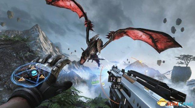 国产虚幻4打造FPS游戏《光明记忆》新视频公布