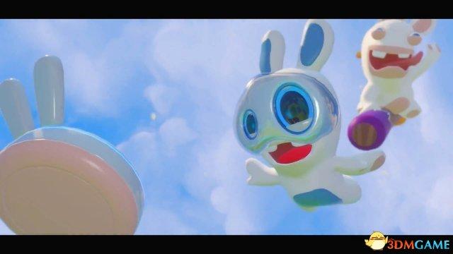 《馬利奧和瘋狂兔子王國大戰》Snowdrop引擎立功
