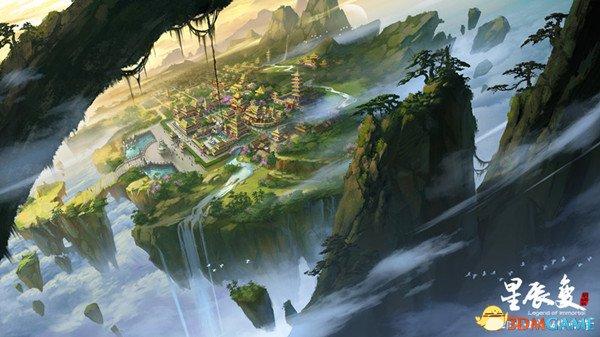 《星辰变》9月15日新版来袭 全新家园玩法上线