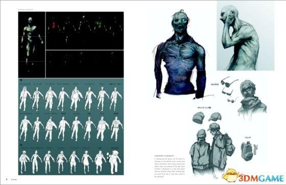 生化危机6怪物图解 怪物分布及能力分析