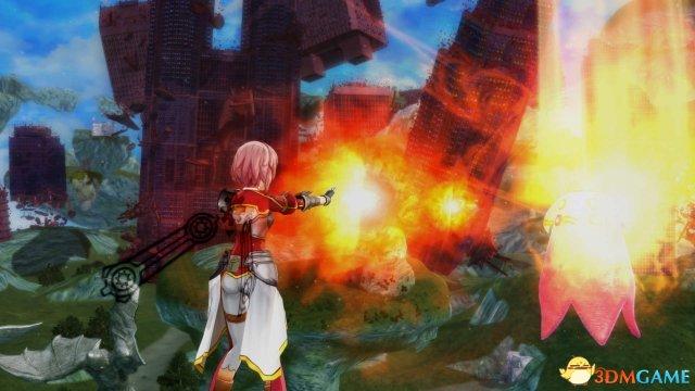《加速世界VS刀剑神域》免安装中英文未加密豪华版