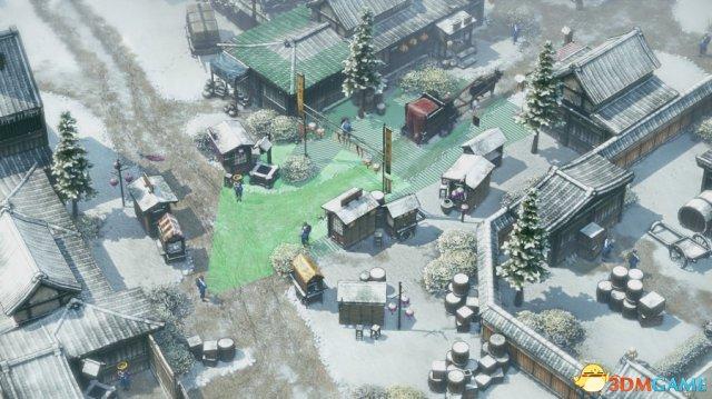 96%好评的潜入游戏,《影子战术:将军之刃》来一场暗杀行动