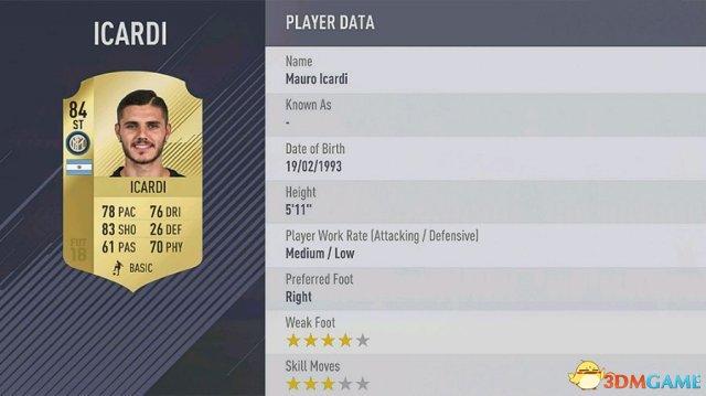 FIFA18现役球员谁最强 FIFA18最强球员top100