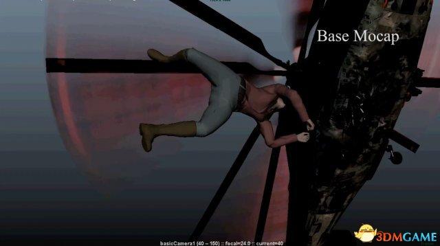 技术逆天 《神秘海域:失落的遗产》动作捕捉视频