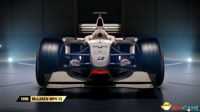 D加密又被破解!《F1 2017》v1.6中英文未加密版