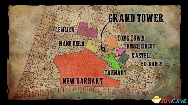 《至高無上:海門之王》新預告 玩家成為紐約之王