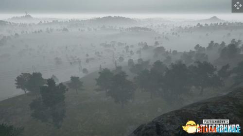 绝地求生大逃杀雾天效果 绝地求生雾霾天气效果解析