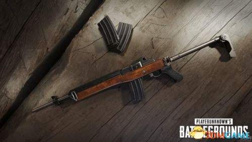 绝地求生<a class='simzt' href='http://www.3dmgame.com/games/luoshenbr/' target='_blank'>大逃杀</a>mini14卡宾枪武器性能分析