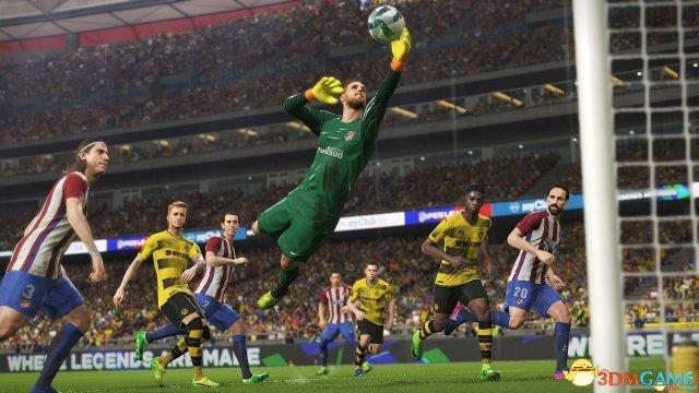宿命之战 《实况足球2018》PC中文版Steam正版分流