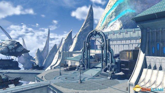 神作即将来临 《异度之刃2》Switch版新图靓丽养眼