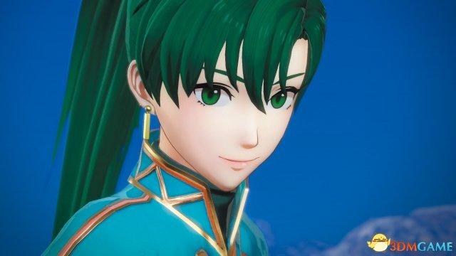 Switch/3DS《火焰纹章无双》烈火之剑琳正式参战