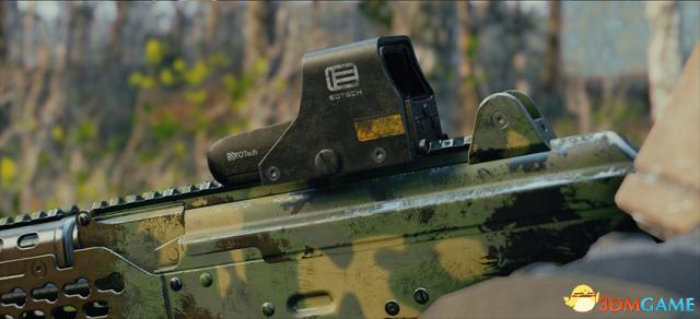 辐射4 Krebs AK突击步枪MOD