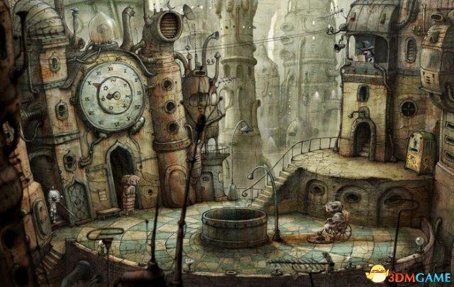 IGN高分游戏《机械迷城》Steam特惠活动 只需11元