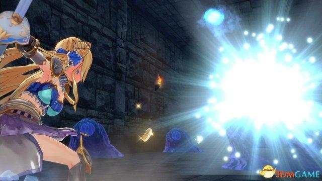 污力全开 《子弹少女:幻想》截图展示爆衣系统