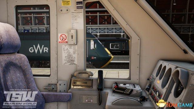 《模拟火车世界》最新DLC发售 在英国百年铁路开高铁