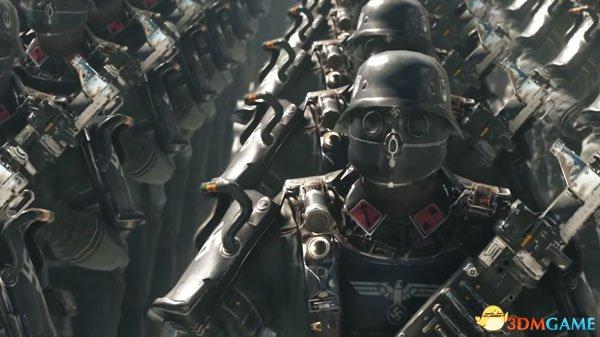 """《德军总部2:新巨像》公布""""宣传片""""预热视频"""