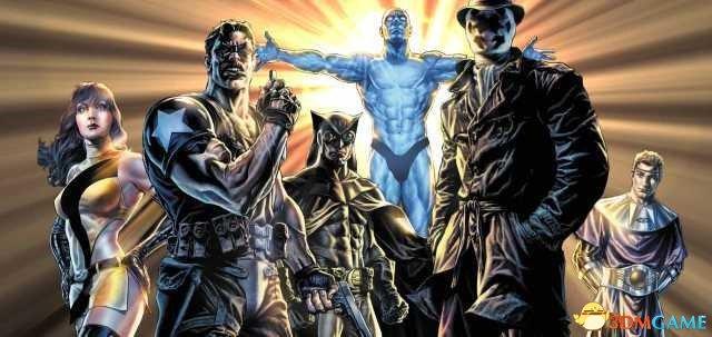 DC《守望者》剧集首张照片赏 HBO操刀有质量保证