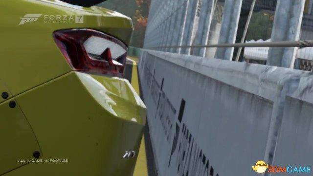 《极限竞速7》Demo版已经推出 上市宣传片公布
