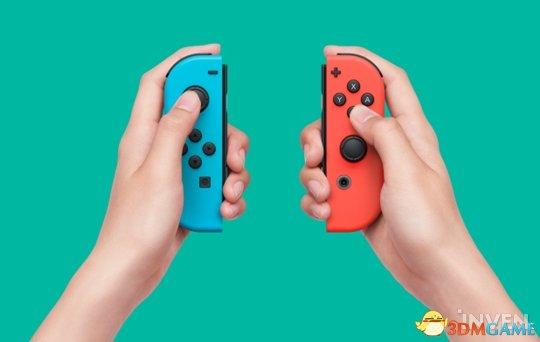 Switch将于12月1日登陆韩国和台湾 台版无中文