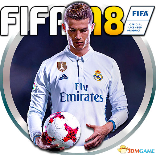 FIFA 18 圆形图标包(含7枚)