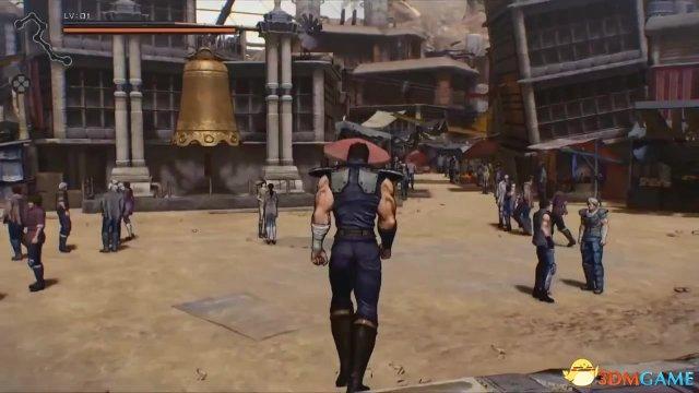 TGS:《人中北鬥》演示視訊 誓死也要救回尤利婭