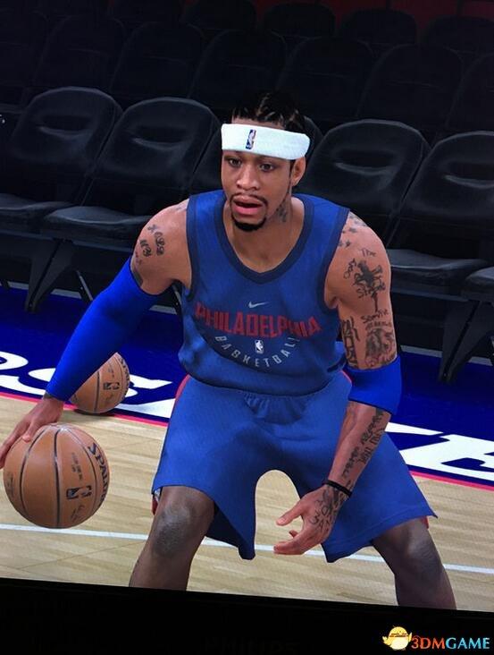 NBA 2K18 艾弗森完整纹身MOD