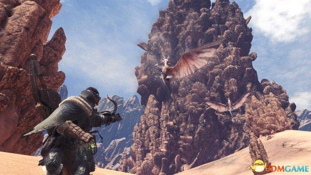 怪物猎人世界全场景魔物介绍 猎人世界魔物图鉴