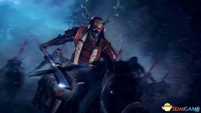 PS4《仁王》DLC第三弹最新故事人物系统情报公开