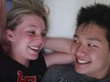 加拿大美女主播交亚裔男友 遭网友恶毒评论围攻