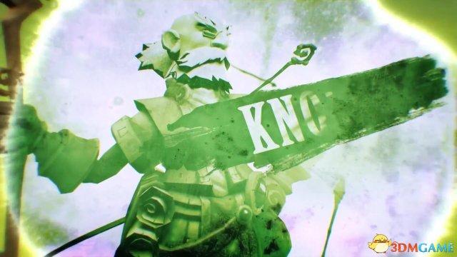 《战神:夜袭》系列英雄介绍视频:老法师Knolan