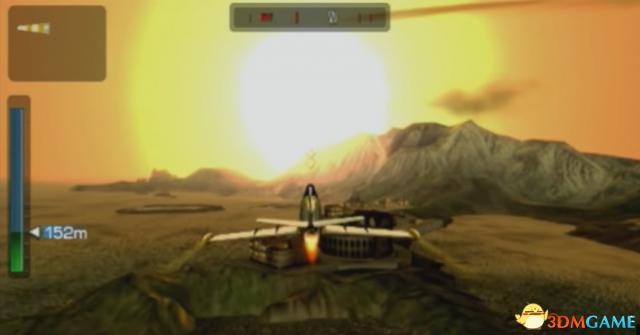 那些未能问世的游戏:Wii开放世界《飞行俱乐部》